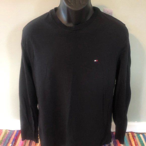 Tommy Hilfiger Other - Tommy Hilfiger Long Sleeve Shirt Classic Logo USA